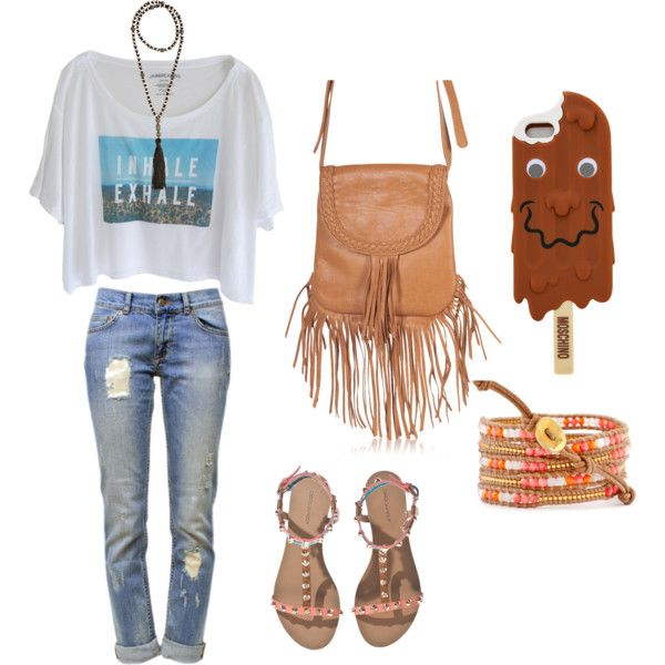 """Summer is come!"" on Polyvore"