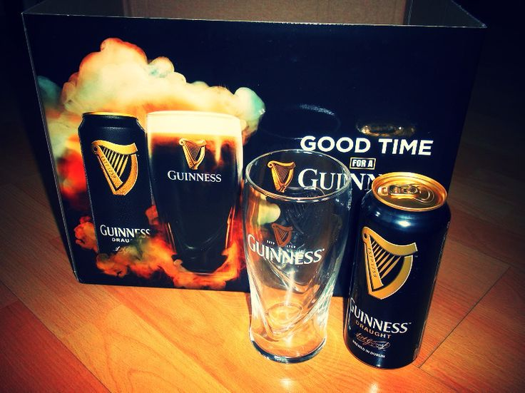 #Guinness #GoodTimeForAGuinness #DelektujSięBezOkazji