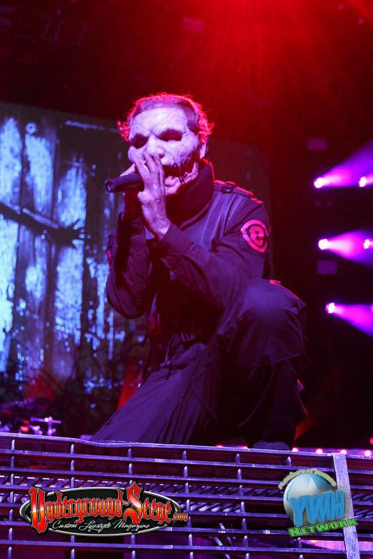 https://flic.kr/p/HVP999   SlipknotTampa-104   It was a night of scary masks, hard rock and on-stage theatrics in Tampa Florida asSlipknot and Marilyn Manson took the stage at the Mid Florida Amp along with Of Mice & Men and UndergroudScene was there with my8one3 and YWHTeamNoSleep catching all the action. Stay #LockedIN and #Active with www.ywhnetwork.com and LockedIN Magazine.