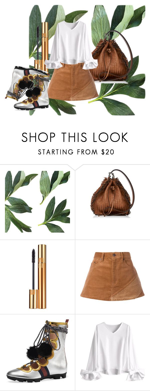 """Boho Natural"" by rhymingscapes on Polyvore featuring Michael Kors, Yves Saint Laurent, Marc Jacobs and Gucci"