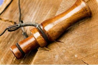 How to Make a Wooden Duck Call | eHow