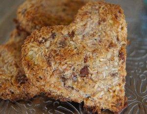 Suikervrije Banaan Kokos Koekjes - Focus on Foodies