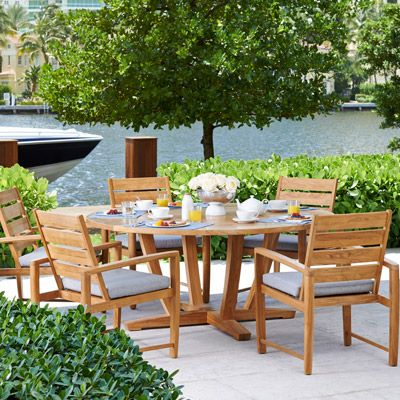 17 Best images about Gloster Outdoor Furniture on
