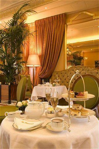 Afternoon Tea at The Dorchester. London.