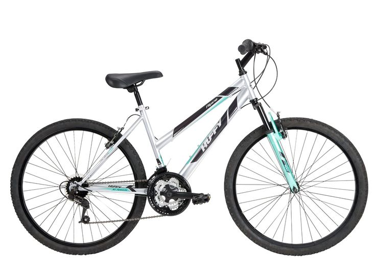 Huffy Women's Alpine Bike: Huffy is equally concerned in case of the ladies as it is for men.  Women will love the women's counterpart which has the identical features as the Men's version of this Mountain Bike Brand.