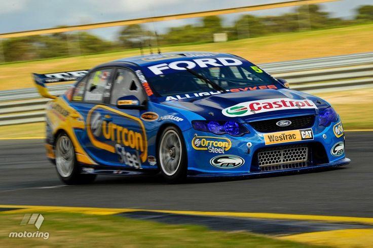 V8 Supercar 2012 preview