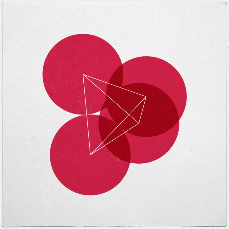 #497 Four touching spheres form a tetrahedron – A new minimal geometric composition each day   Geometry Daily