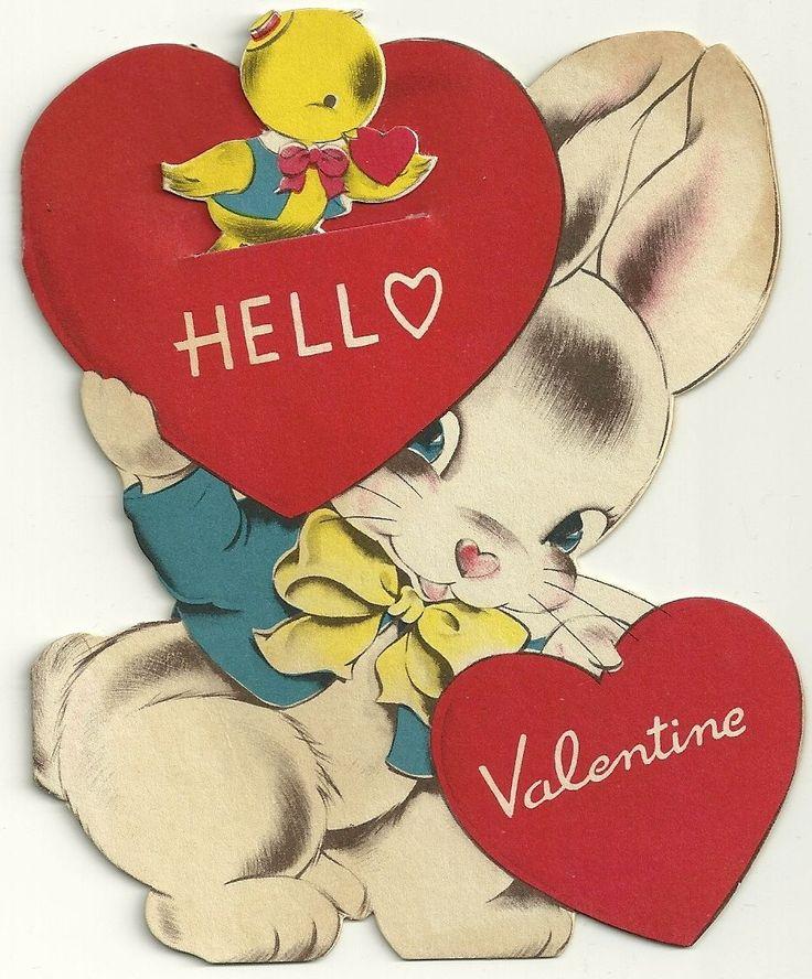 vintage valentine pictures free