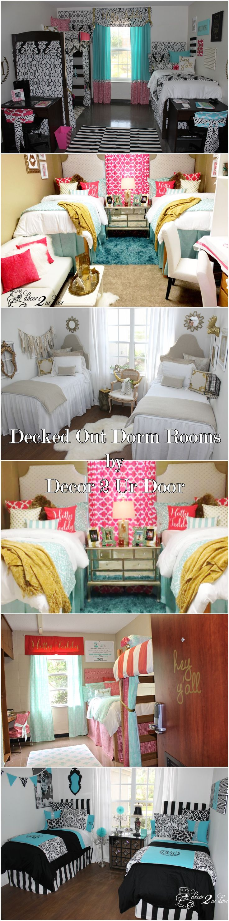 Design Your Own Dorm Room Bedding And Decor Accessories Decorating Your Dorm Room Has Never Been Easier