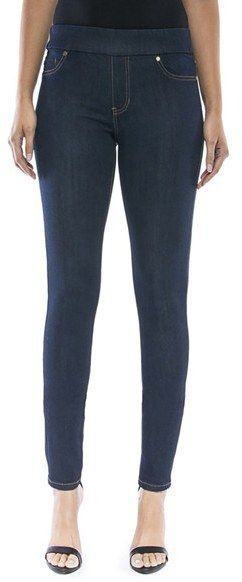 Women's Liverpool Jeans Company Sienna Mid Rise Soft Stretch Denim Leggings