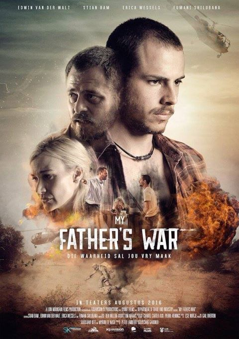View Trailer on Vibescout. Focusing on the troubled relationship between a father and his rebellious son, My Father's War is set in 2003, but also against the backdrop of the Border War. #vibescout #southafricanmovies #myfatherswar