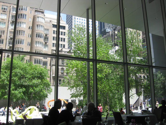 The Dining Room at The Modern - New York City