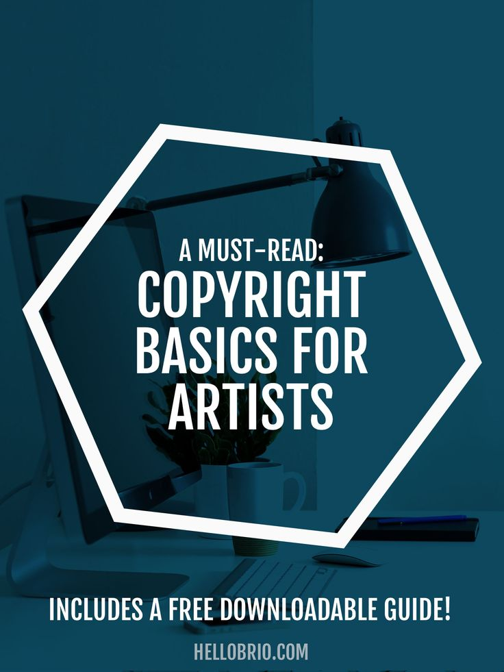 Learn copyright basics for artists—Know how to protect your art, and what to do if someone copies your work. This guest post today by Jackie Jade of Jade and Oak is a must-read!