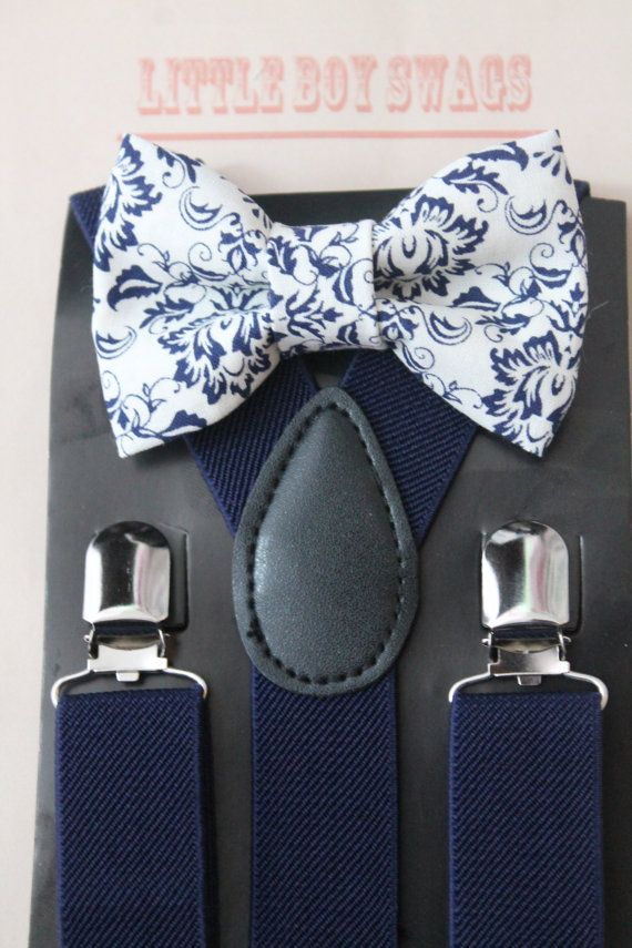 Part of our ring bearers' outfits! Little stud muffins! LittleBoySwag, $28.00