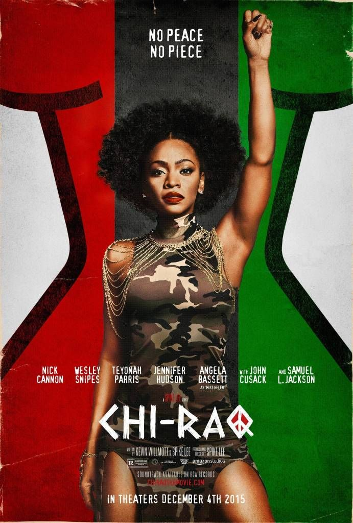 3rd Trailer For @SpikeLee's '#ChiRaq' Movie [#ChiRaqTheMovie]