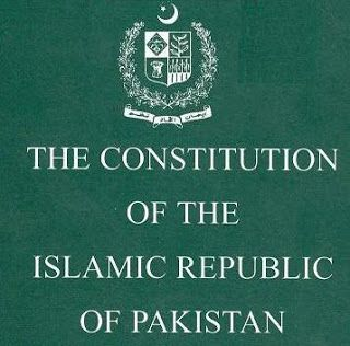 The 1973 Constitution of Pakistan Urdu Pdf