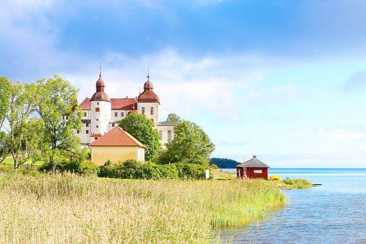 Sweden: LÃckà Castle