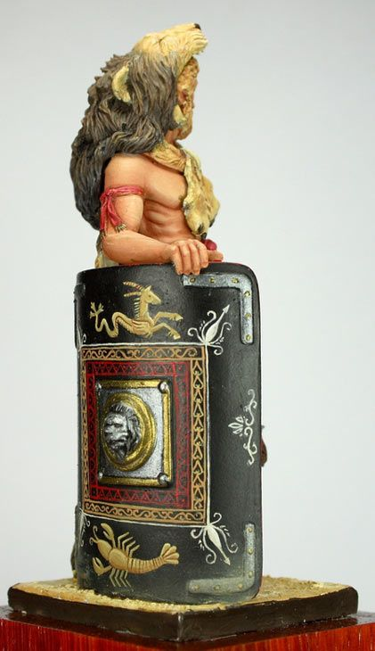 Фигурки: Римский император Коммод, фото #6