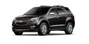 2015 Chevy Equinox review