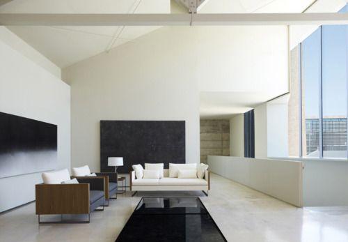 design Mario Ruiz for Joquer, Spain space: Fundación Can Framis, architect Jordi Badia