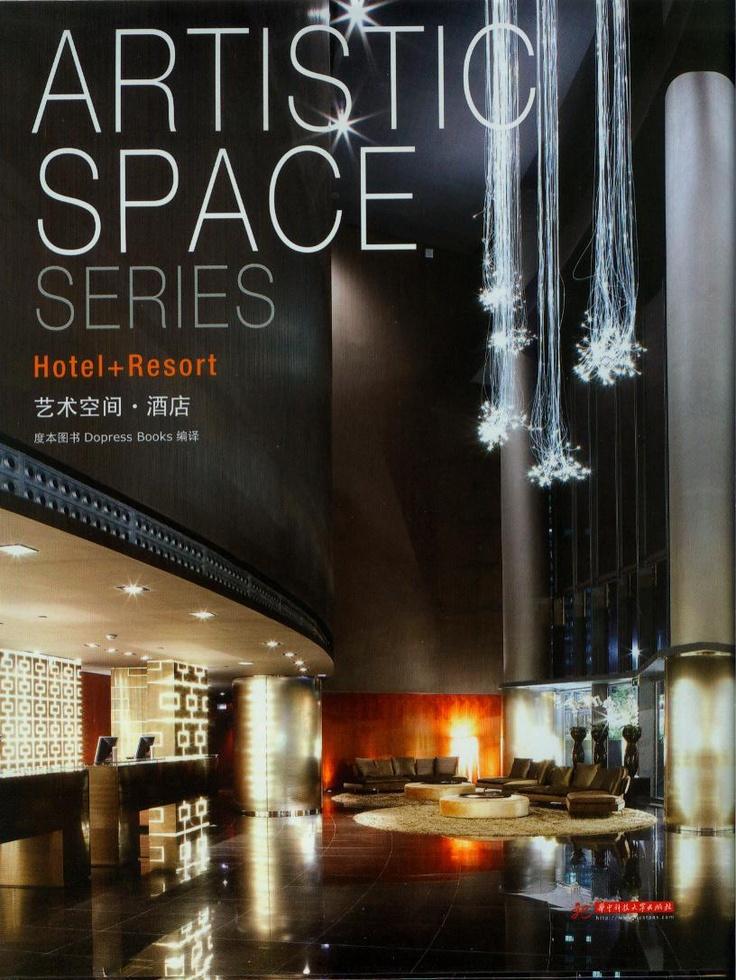Book in #China -#interior - #Scenario interiørarkitekter med i bok om interiørarkitektur i Kina