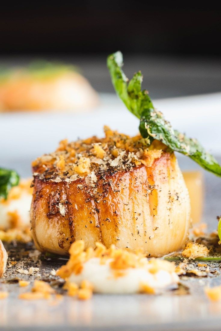 Learn how to pan-fry scallops in our handy step-by-step guide, then browse our large collection of scallop recipes