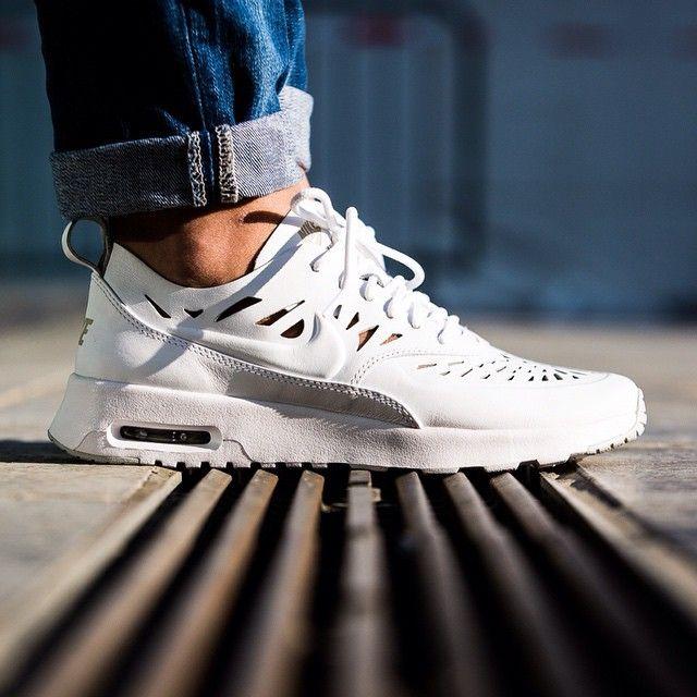 Nike WMNS Air Max Thea Joli (weiß) - 43einhalb Sneaker Store Fulda