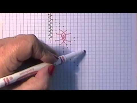 Como diseñar una puntilla