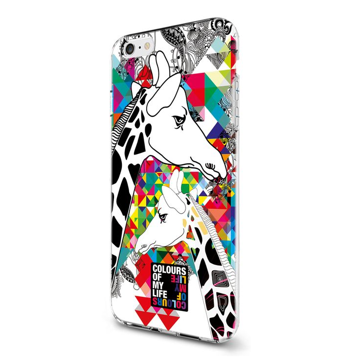 COLOURS OF MY LIFE | Mobile Case.  Designer Limited Edition; #WomenMobileCase #LuxuryMobileCase #DesignerMobileCasesUK