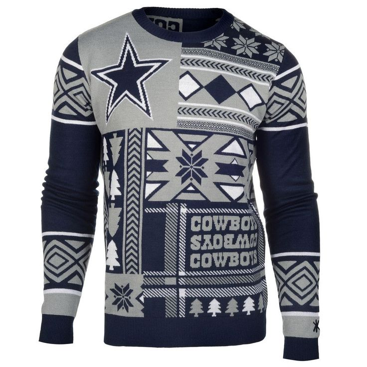 cleveland browns official men s nfl ugly sweater by klew products brown and cleveland