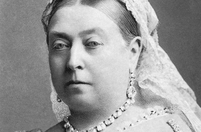 Королева Виктория.