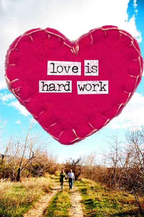 Image result for love is work