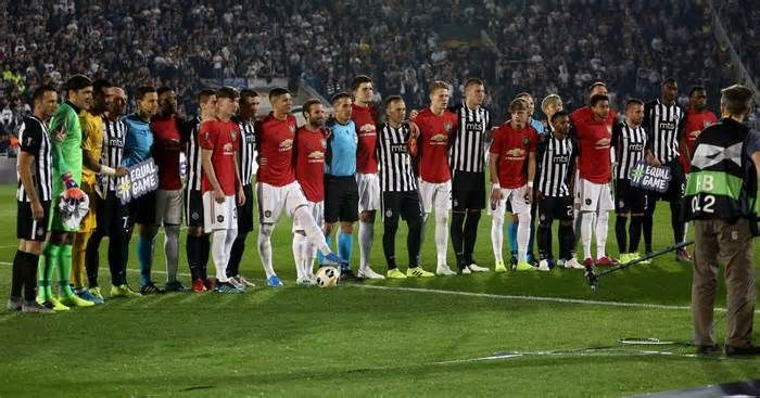 Latest News For What Tv Channel Is Manchester United Vs Partizan Belgrade On Kickoff Time Team News Predictions Manchester United Tv Channel Manchester