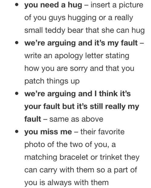 25+ unique Open when letters ideas on Pinterest Boyfriend - apology love letter