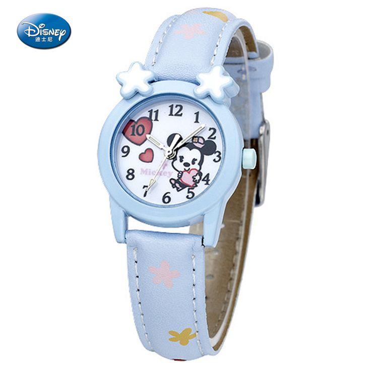 $44.87 (Buy here: https://alitems.com/g/1e8d114494ebda23ff8b16525dc3e8/?i=5&ulp=https%3A%2F%2Fwww.aliexpress.com%2Fitem%2FDisney-Minnie-Mouse-Cartoon-Watch-Women-Watches-Kids-Quartz-Wristwatch-Child-Boy-Clock-Girl-Gift-Relogio%2F32706348901.html ) Disney Minnie Mouse  Cartoon Watch Women Watches Kids Quartz Wristwatch Child Boy Clock Girl Gift Relogio Infantil for just $44.87