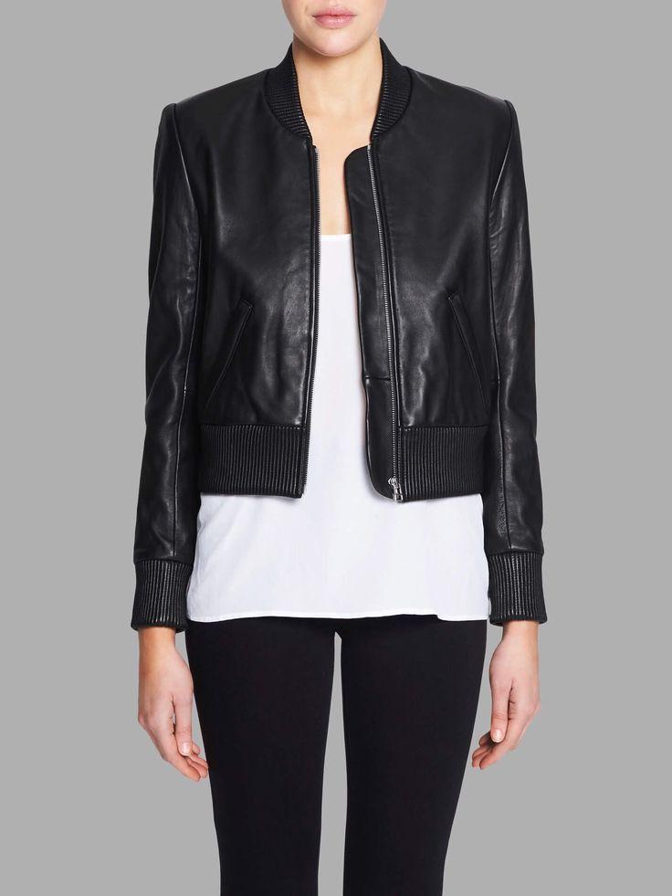 Camilla And Marc - Corbin Leather Jacket