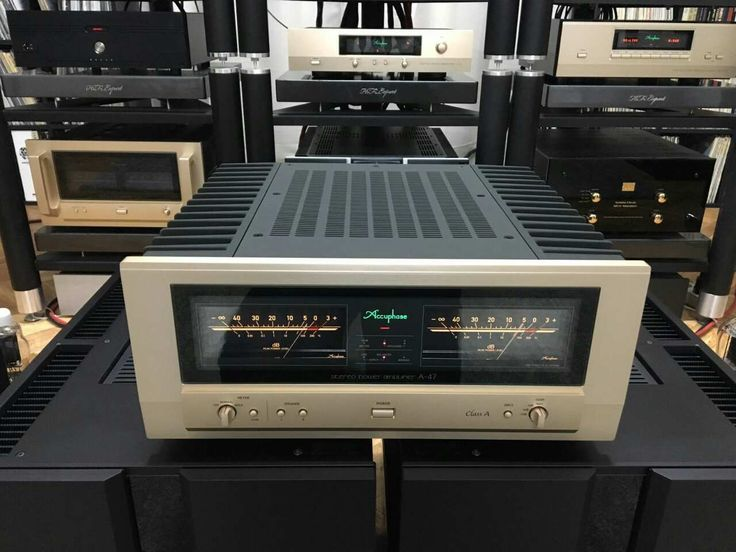 High End  Accuphase