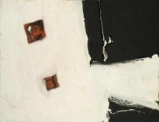 Serge Lemoyne - Sans titre, 1962