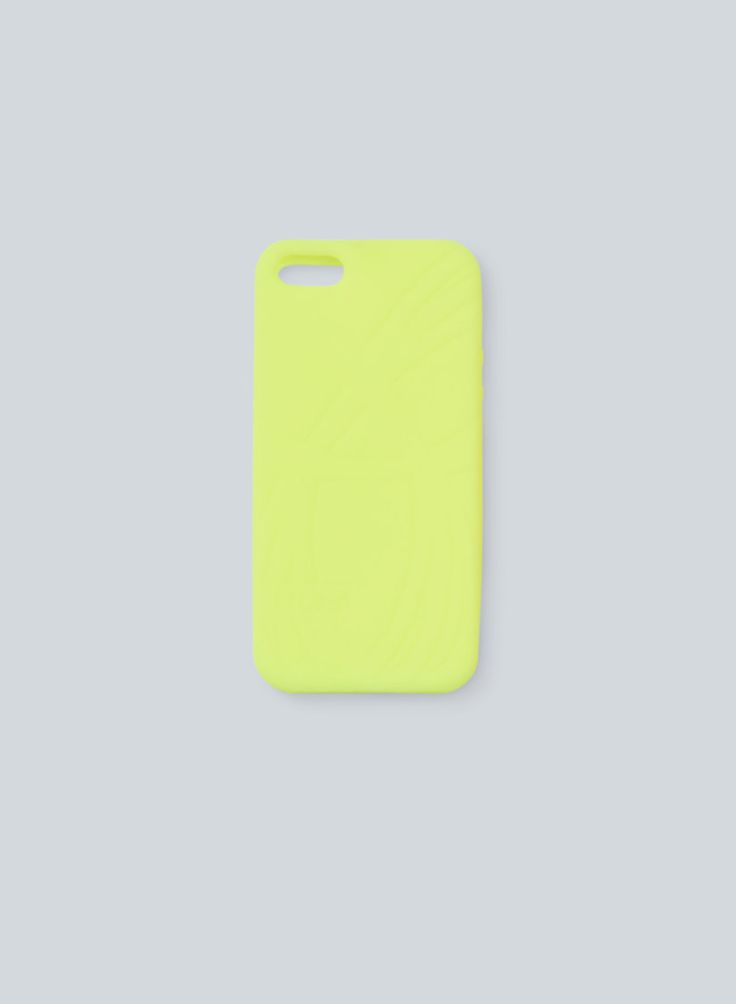 TNA iPhone Case, now available at Aritzia.com. #neon