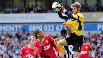 Physical challenge a test for De Gea