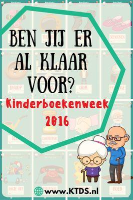 Voor altijd jong! Kinderboekenweek 2016 www.KTDS.nl