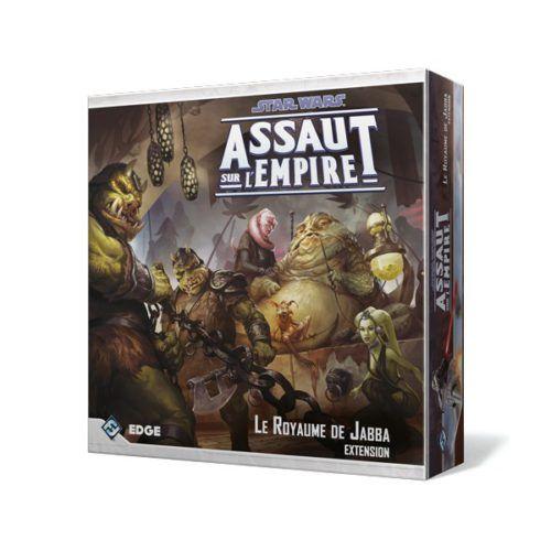 Assaut sur l'empire : le royaume de Jabba, nouvelle extension bientôt disponible - Cinealliance.frCinealliance.fr