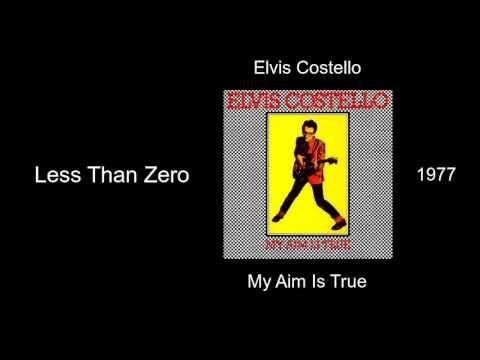 punk-chicken-radio — elvis costello - less than zero -ax and ~PM~
