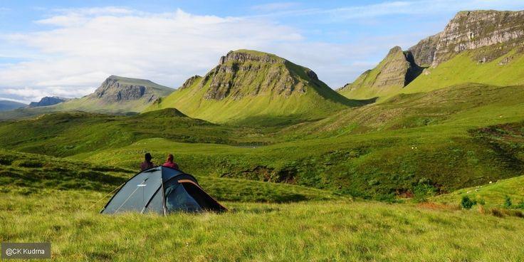 Hory a národní parky Skotska | CK Kudrna