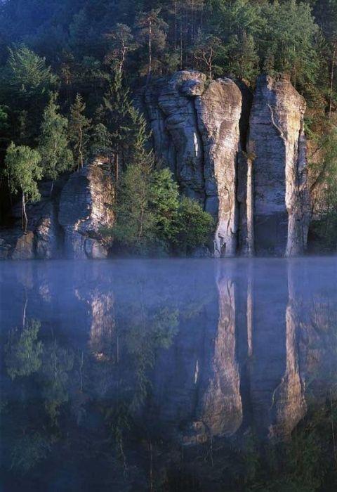 Bohemian Paradise (East Bohemia), Czechia