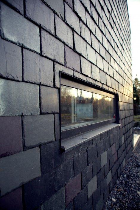Inspiration for facade cladding