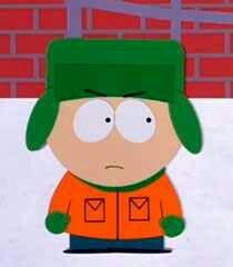 Kyle Broflovski is a main character in the Comedy Central series South Park. He is voiced by and loosely based on co-creator Matt Stone.