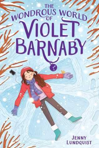 The Wondrous World of Violet Barnaby  Violet Barnaby searches for the joy in life after losing her mother in this  sweet and funny follow-up to The Charming Life of Izzy Malone.  Violet Barnaby is a having a blue Christmas. She's still grieving the loss  of her mother, and to make things worse