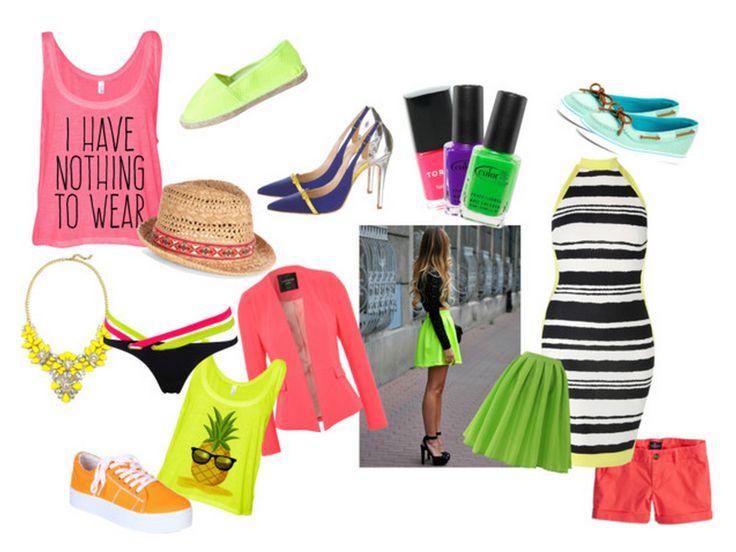 Neon | Eye on Fashion | Modern Teen Style | Modern Teen Style