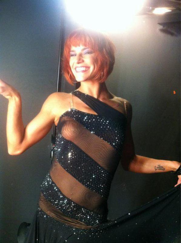 Fauve Hautot / Danse avec les stars